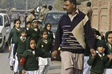 Pakistan school massacre: Survivors tell of chaos and terror