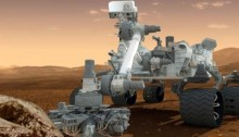 NASA Detects Organic Matter on Mars