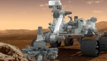 NASA Detects Organic Matter on Mars
