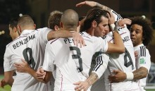 Real Madrid cruise into Club World Cup final