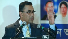 Legal notice sent to Tarique
