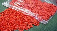 Yaba trader held with 10,000 pcs yaba