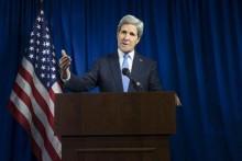 US \'no problem\' with \'thoughtful\' Palestinian bid: John Kerry