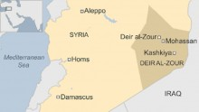 Mass grave of 230 killed by jihadists found in Syria: monitoring group