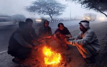 Cold wave hits north India, 30 die