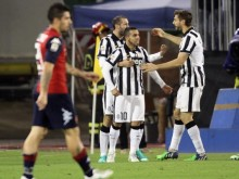 Juventus win to go four points clear