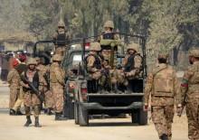 Pakistani jets, ground forces kill 27 militants in northwest