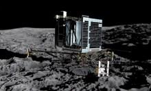 Rosetta comet-landing is science\'s 2014 breakthrough