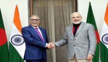 Modi reaffirms to resolve LBA, Teesta issues