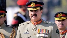 Hang 3,000 terrorists in 48 hours: Pak army chief to Sharif
