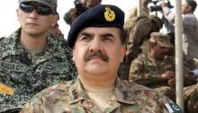 Pak army chief signs death warrants of six terrorists