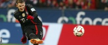 Bayern end 2014 with dramatic victory