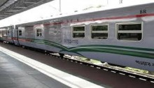 New train introduced on M\'singh-Ctg route