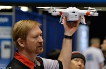 In United States, drones take off as Christmas gifts