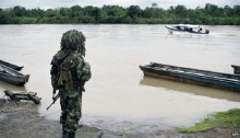 Colombia\'s FARC kills 5 soldiers on eve of truce: army