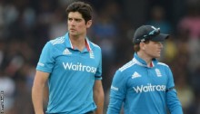 Alastair Cook \'gutted\' after being replaced by Eoin Morgan