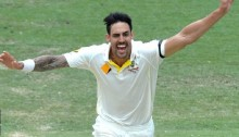 Mitchell Johnson spell secures second Test victory