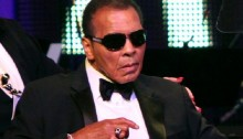 Boxing legend Muhammad Ali in hospital with pneumonia
