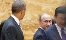 Putin 'no chess master', says Obama
