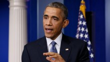 Obama says he\'ll weigh returning North Korea to terror list