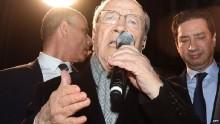 Tunisia election: Marzouki refuses to admit defeat