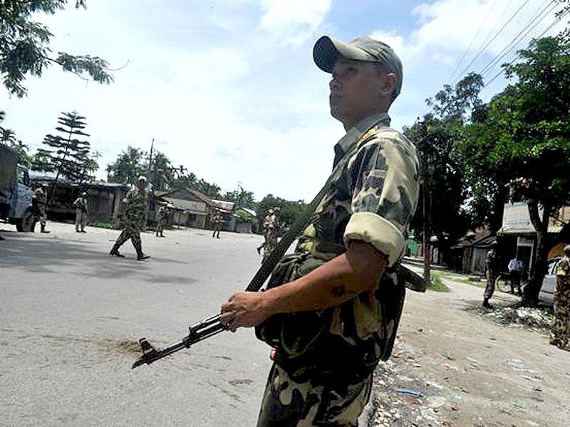 40 tribal people killed by Bodo militants in Assam
