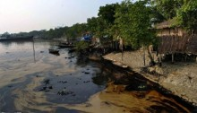 UN expert team reaches Mongla to collect info over oil spill