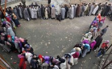Counting begins in Kashmir elections