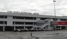 Power cut at Chittagong airport