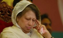 Khaleda's deposition in graft cases today