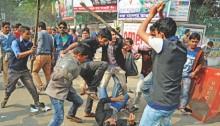 150 JCD men sued over Bakshibazar clash