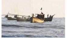 Picnic trawler capsized in Meghna