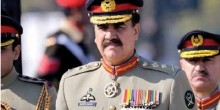 Time for bold decisions to eliminate terrorism: Pakistan army chief