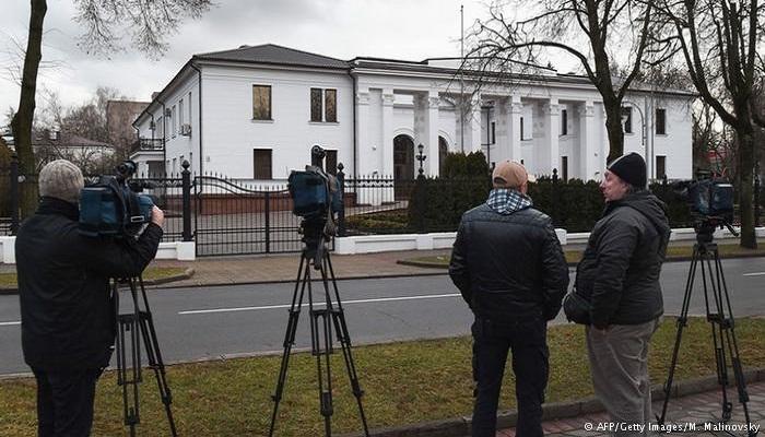 Ukraine peace talks canceled in Minsk