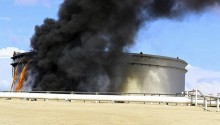 22 Libya soldiers slain after speedboat attack on oil ports