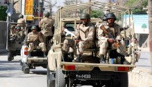 Militant commander who facilitated Peshawar school attack killed in Khyber