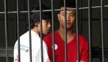 Thailand tourist double murder trial under way