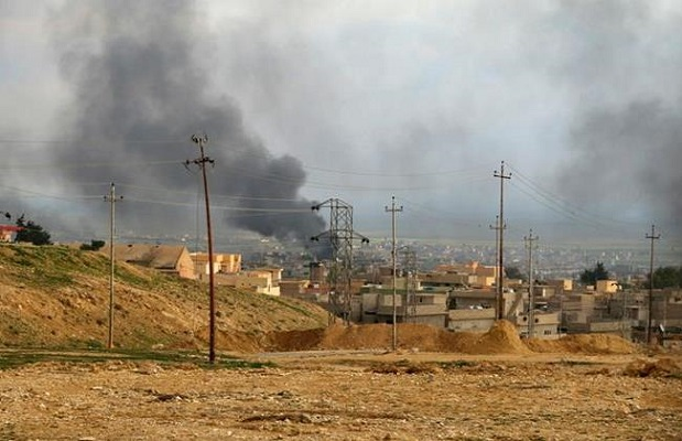 Islamic State targeted in 39 strikes by US, allies: task force