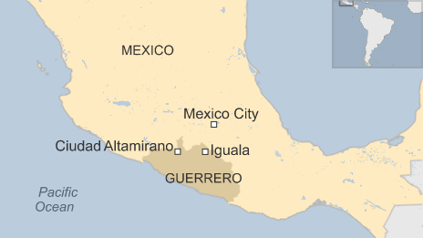 Kidnapped Mexican priest found shot dead in Guerrero state