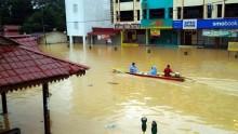 Malaysia flooding: 5 killed, Najib Razak to tour inundated areas