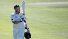 Belligerent McCullum puts New Zealand in charge