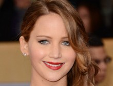 Jennifer Lawrence is Hollywood\'s highest grossing star