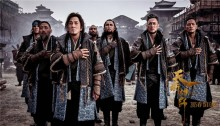 Dragon Blade trailer released