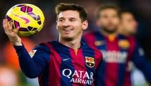 Record-breaker Messi to receive LFP tribute at Barcelona-Atletico clash