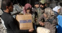 Shortages of food and medicine kill more than 300 in Syria in 2014