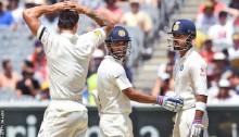Australia v India: Ajinkya Rahane & Virat Kohli lead Indian fightback
