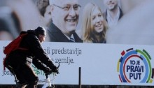 Croatians set to vote for president
