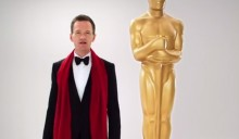 Neil Patrick Harris Stars in Christmas-Themed Oscar Promo