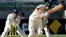 Australia v India: Marsh hits key half-century
