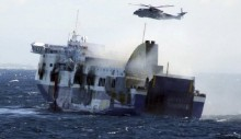 Albanian seamen die in Norman Atlantic ferry recovery
